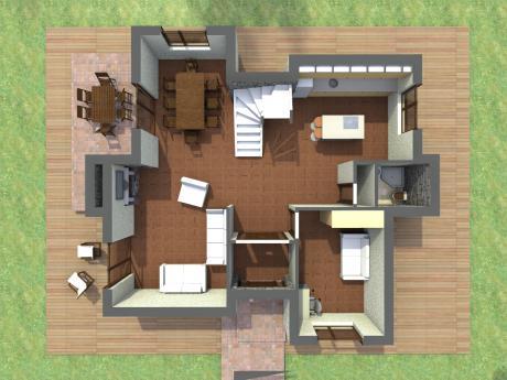 for Casa vivienda jardin pdf